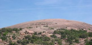 http://llanocounty.org, Enchanted Rock