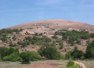 http://llanocounty.org, Enchanted Rock